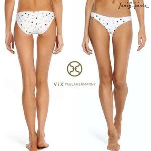 VIX Arena Basics Bikini Bottom Polka Dot Medium